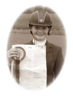 Club Member with Rosettes